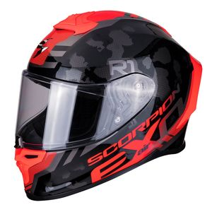 Casque EXO-R1 AIR - OGI  Black Red