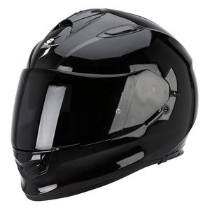 Casque EXO-510 AIR - SOLID  Noir