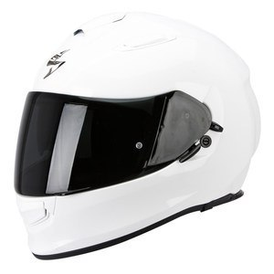 Casque EXO-510 AIR - SOLID  Blanc