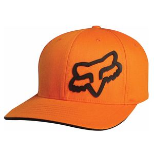 Casquette SIGNATURE - 2018  Orange