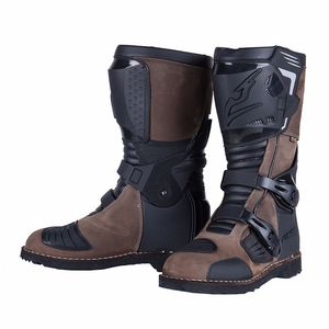 Bottes cross AVANTOUR BROWN 2017 Brown