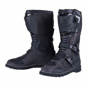 Bottes cross AVANTOUR BLACK 2017 Black