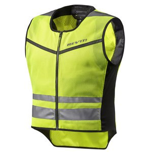 Gilet de protection ATHOS AIR 2  Jaune