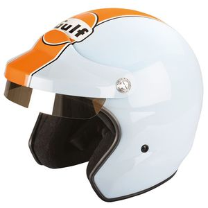 Casque ST520 GULF LE MANS  Bleu/Orange