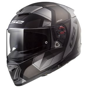 Casque FF390 - BREAKER - PHYSICS MATT  MATT BLACK TITANIUM