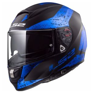 Casque Ls2 Ff397 Vector Hpfc Evo Sign