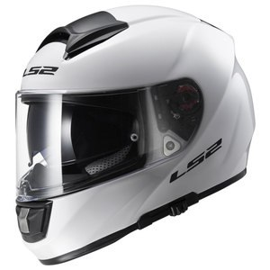 Casque VECTOR SOLID - FF 397  Blanc