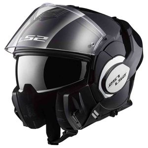 Casque FF399 - VALIANT - SOLID UNI  Black