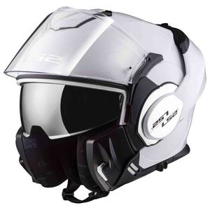 Casque FF399 - VALIANT - SOLID UNI  White
