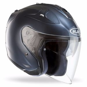 Casque FG JET - METAL  Anthracite