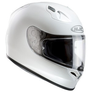 Casque FG 17 - METAL  Blanc