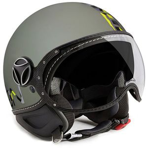 Casque FIGHTER EVO  Sauge/Camouflage