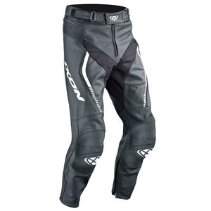 Pantalon FIGHTER  Noir/Blanc