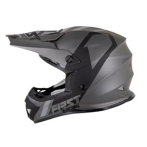 Casque cross K2 POLYCARBONATE - GREY ANTHRACITE BLACK 2021 Grey Anthracite Black