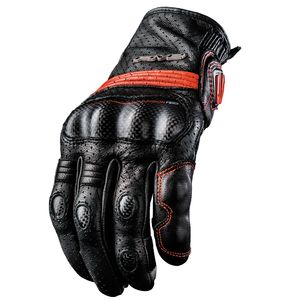 Gants SPORTCITY S CARBON  Black Red