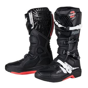Bottes Cross Fm Racing Thunder 2 Black 2018