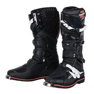 Bottes Cross Fm Racing Thunder 2 Enduro Black 2018