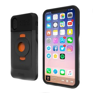 Coque de protection Fitclic Neo pour iphone X
