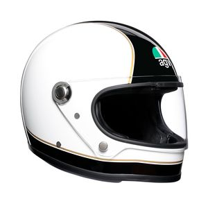 Casque X3000 - SUPER AGV  Black/white