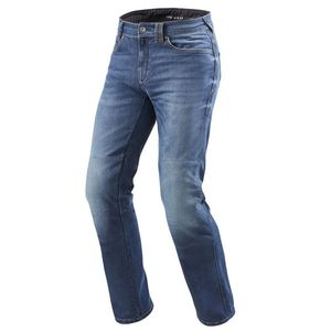 Jean PHILLY 2 LF - SHORT  Medium blue