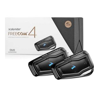 Kit Mains-libres FREECOM-4DUO