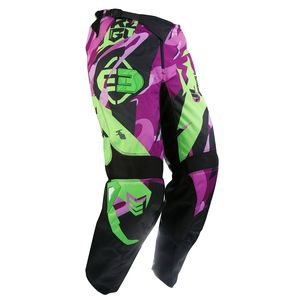 Pantalon Cross Shot Destockage Devo Honor Neon Vert Violet 2017