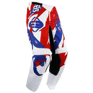 Pantalon cross DEVO HONOR BLEU ROUGE  2017 Bleu/Rouge