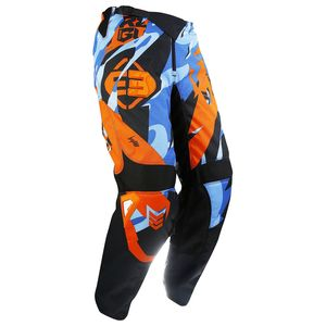 Pantalon Cross Shot Destockage Devo Honor Orange Bleu 2017