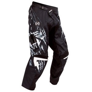 Pantalon Cross Shot Destockage Contact Freak Pant Noir Blanc 2016