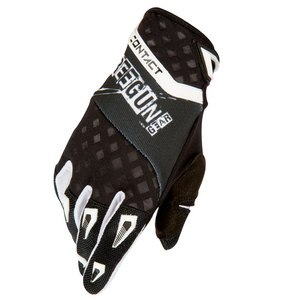 Gants cross CONTACT FREAK GLOVE NOIR BLANC  2016 Noir/Blanc