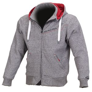 Veste FREERIDE  Gris/rouge