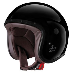 Casque FREERIDE  Noir brillant