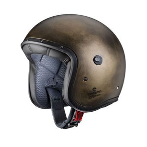 Casque FREERIDE - BRUSHED  Bronze