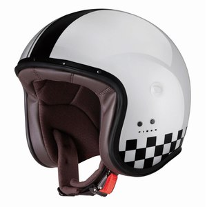 Casque FREERIDE INDY WHITE/BLACK  Blanc/Noir