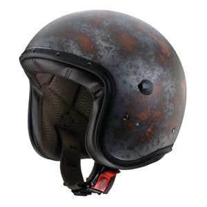 Casque FREERIDE - RUSTY  Metal