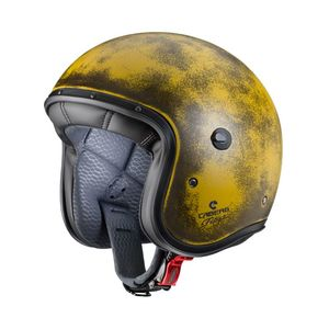 Casque FREERIDE - BRUSHED  Yellow