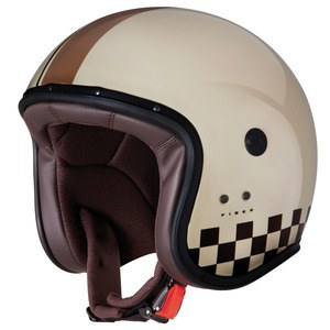 Casque FREERIDE INDY  Beige/Marron