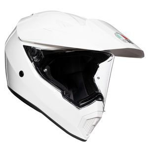 Casque AX9 - WHITE  White