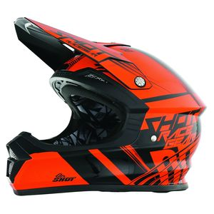 Casque cross FURIOUS CLAW NEON ORANGE ENFANT  2017 Neon Orange