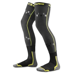 Jambières SOCK FUSION HI-VIZ  Black/Yellow