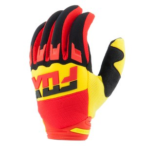 Gants cross DIRTPAW MAKO GLOVES YELLOW  2016 Jaune