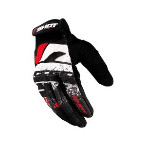 Gants Shot Drift - Red