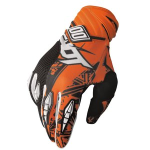 Gants Cross Shot Destockage Devo Motion Orange 2013
