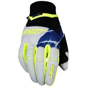 Gants Cross Shot Destockage Aerolite Magma Gris Neon Jaune 2017