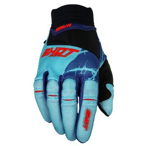 Gants Cross Shot Destockage Aerolite Magma Mint Rouge 2017