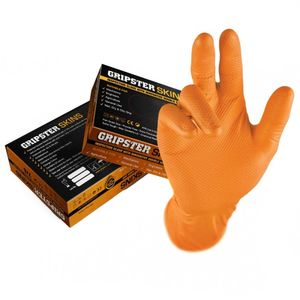 Gants d'atelier Atelier  Orange