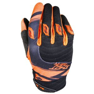 Gants cross CONTACT CLAW NEON ORANGE  2017 Orange