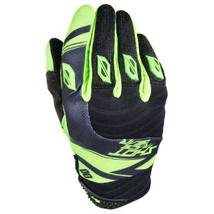 Gants Cross Shot Destockage Contact Claw Neon Vert 2017