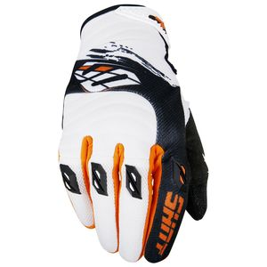 Gants cross CONTACT FAST ORANGE  2017 Orange