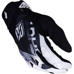 Gants cross DEVO ULTIMATE - BLACK WHITE 2019 Black White